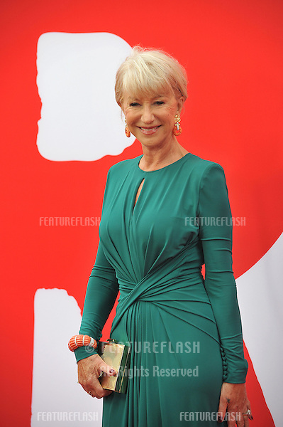 Helen Mirren at the Los Angeles premiere of her new movie &quot;Red 2&quot; at the Westwood Village Theatre.<br /> July 11, 2013  Los Angeles, CA<br /> Picture: Paul Smith / Featureflash
