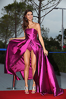 VENICE, ITALY - SEPTEMBER 01: Isabeli Fontana attends the Franca Sozzanzi Award during the 74th Venice Film Festival on September 1, 2017 in Venice, Italy. <br /> CAP/GOL<br /> &copy;GOL/Capital Pictures /MediaPunch ***NORTH AND SOUTH AMERICAS ONLY***