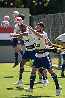 SÃO PAULO, SP, 02.04.2019: TREINO DO SÃO PAULO -SP- O jogador Liziero, durante o treino do São Paulo no CT da Barra Funda, em São Paulo (SP), nesta terça-feira (02). (Foto: Marivaldo Oliveira/Código19)