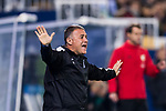 Second Coach Jaime Perez of CD Leganes reacts during the Copa del Rey 2017-18 match between CD Leganes and Real Madrid at Estadio Municipal Butarque on 18 January 2018 in Leganes, Spain. Photo by Diego Gonzalez / Power Sport Images