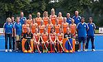 2012 Ned. dames voor O.S. Londen