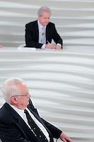 SÃO PAULO,SP, 08.03.2016 - CARLOS VELLOSO-RODA VIVA - O ex-ministro do Supremo Tribunal Federal Carlos Velloso, durante sabatina no programa Roda Viva na sede da TV Cultura região oeste de São Paulo na noite desta segunda-feira (07). ( Foto : Marcio Ribeiro / Brazil Photo Press)