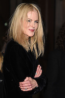 Nicole Kidman at the 2017 EE British Academy Film Awards (BAFTA) After-Party held at the Grosvenor House Hotel, London, UK. <br /> 12 February  2017<br /> Picture: Steve Vas/Featureflash/SilverHub 0208 004 5359 sales@silverhubmedia.com