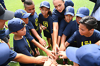 4th February 2020, Eden Park, Auckland, New Zealand;  School children during the skills and drills session.<br /> RWC 2021 New Zealand Kick-Off event at Eden Park, Auckland, New Zealand on Tuesday 4th February 2020.