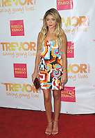 Sarah Hyland at the 2014 TrevorLIVE Los Angeles Gala at the Hollywood Palladium.<br /> December 7, 2014  Los Angeles, CA<br /> Picture: Paul Smith / Featureflash