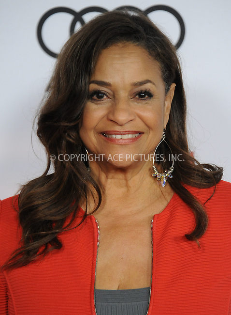 www.acepixs.com<br /> <br /> November 15 2017, LA<br /> <br /> Debbie Allen arriving at the Television Academy's 24th Hall of Fame Ceremony at the Saban Media Center on November 15, 2017 in Los Angeles, California.<br /> <br /> By Line: Peter West/ACE Pictures<br /> <br /> <br /> ACE Pictures Inc<br /> Tel: 6467670430<br /> Email: info@acepixs.com<br /> www.acepixs.com