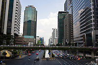 Scenes of Bangkok city, Thailand on 14th December 2009..Photo by Suzanne Lee / For Chabad Lubavitch