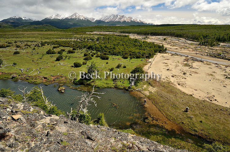 Tremors Spring Creek Patagonia