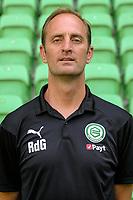 GRONINGEN - Voetbal, Presentatie FC Groningen,  seizoen 2018-2019, 17-07-2018, Robbert de Groot (inspanningsfysioloog)