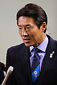 Shuzo Matsuoka, MARCH 4, 2013 : IOC Evaluation Commission visit at Ariake Coliseum, Tokyo, Japan. (Photo by AFLO SPORT)