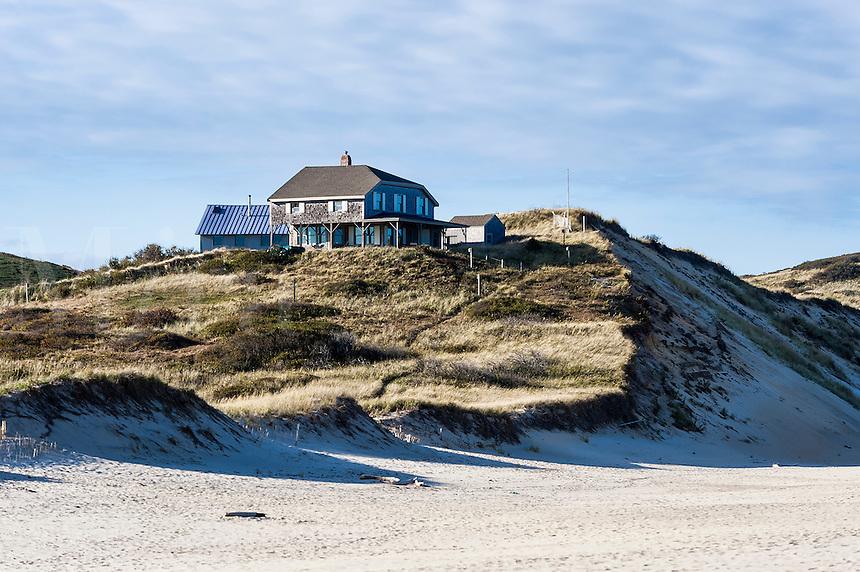 Ballston Beach house, Truro, Cape Cod, Massachusetts, USA