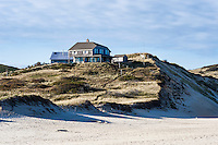 Ballston Beach house, Truro, Cape Cod, Massachusetts, USA