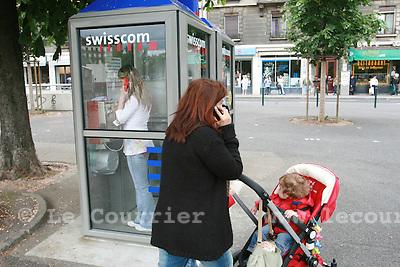 Genèvel, le 08.05.2007.Plaine de Plainpalais..© J.-P. Di Silvestro..