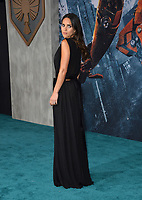 Adria Arjona at the Global premiere for &quot;Pacific Rim Uprising&quot; at the TCL Chinese Theatre, Los Angeles, USA 21 March 2018<br /> Picture: Paul Smith/Featureflash/SilverHub 0208 004 5359 sales@silverhubmedia.com