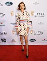 04 January 2020 - Beverly Hills, California - Zoey Deutch. The 2020 BAFTA Los Angeles Tea Party held at Four Seasons Los Angeles . Photo Credit: Birdie Thompson/AdMedia