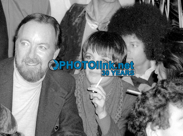 Jack Haley Jr. Liza Minnelli #Michael Jackson at #Studio54 1978<br /> Photo By Adam Scull/PHOTOlink.net