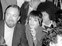Jack Haley Jr. Liza Minnelli #Michael Jackson at #Studio54 1978<br /> Photo By Adam Scull/PHOTOlink.net