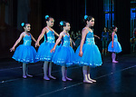 "First Dress Rehearsal for ""Cinderella"", the 2014 Annual Recital by the Cary Ballet Conservatory"