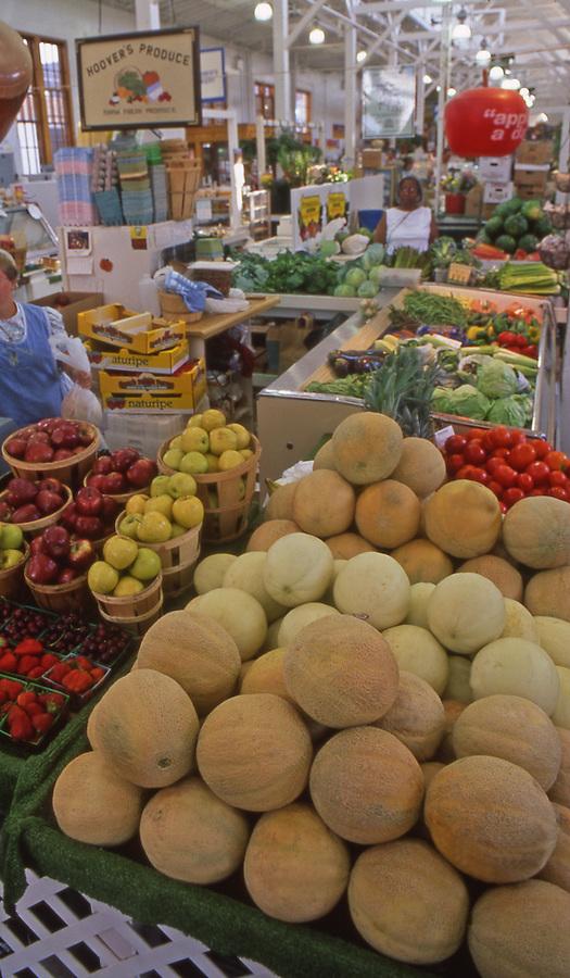 Midtown Historic Third Street Farmers' Market, Harrisburg, PA,