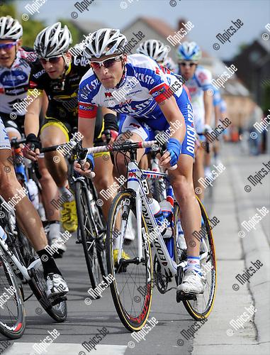 2011-09-07 / Wielrennen / seizoen 2011 / Memorial Rik Van Steenbergen / Frederique Robert..Foto: mpics