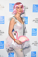 Margot Stilley<br /> at The Unicef UK Halloween Ball at One Embankment is raising vital funds to support Unicef's life-saving work for Syrian children in danger. To help Unicef keep children safe and warm this winter visit unicef.org.uk/halloweenball <br /> <br /> <br /> ©Ash Knotek  D3178  13/10/2016