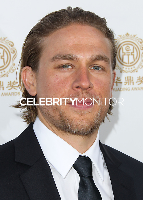 HOLLYWOOD, LOS ANGELES, CA, USA - JUNE 01: Charlie Hunnam at the 12th Annual Huading Film Awards held at the Montalban Theatre on June 1, 2014 in Hollywood, Los Angeles, California, United States. (Photo by Xavier Collin/Celebrity Monitor)