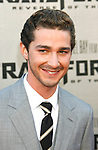 "WESTWOOD, CA. - June 22: Shia LaBoeuf  arrives at the 2009 Los Angeles Film Festival - The Los Angeles Premiere of ""Transformers: Revenge of the Fallen"" at Mann's Village Theater on June 22, 2009 in Los Angeles, California."