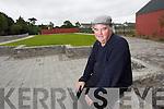 Sonny Egan in the new park in Abbeydorney.