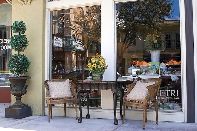 Shopping, Toscana Home & Table, Winter Park, Orlando, Florida