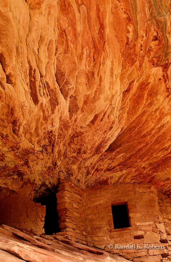 Mule Canyon Ruin, Cedar Mesa, Utah