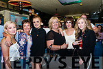 Enjoying the festival atmosphere at The Towers Hotel, Glenbeigh on the last night of The Festival were l-r: Sarah Sheahan, Ann Daly, Lorna Griffin, Catherine O'Connor, Mary O'Connor & Michaela Clifford.