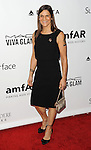 Aileen Getty arriving to the amfAR Inspiration Gala held at Milk Studios in Los Angeles, Ca. December 12, 2013