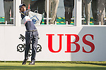 Rashid Khan of India tees off the first hole during the 58th UBS Hong Kong Open as part of the European Tour on 08 December 2016, at the Hong Kong Golf Club, Fanling, Hong Kong, China. Photo by Marcio Rodrigo Machado / Power Sport Images