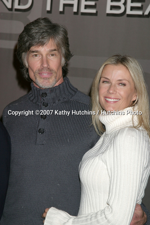 Ronn Moss & Katherine Kelly Lang.Bold & the Beautiful Celebrates 5000 Shows.CBS Television City.Los Angeles, CA.January 23, 2007.©2007 Kathy Hutchins / Hutchins Photo.