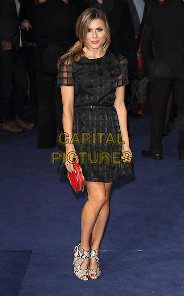 LONDON, ENGLAND - OCTOBER 29: Zoe Hardman attends the &quot;Interstellar&quot; European film premiere, Odeon Leicester Square, on Wednesday October 29, 2014 in London, England, UK. <br /> CAP/ROS<br /> &copy;Steve Ross/Capital Pictures