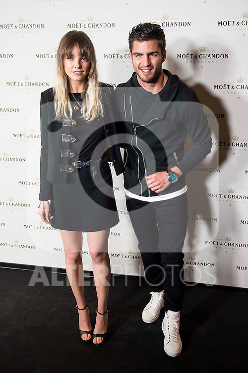 "Maxi Iglesias attends to the photocall of the party ""OpenTheNow of Moët & Chandon in Madrid, December 02, 2015<br /> (ALTERPHOTOS/BorjaB.Hojas)"