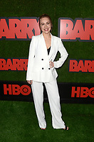"""LOS ANGELES - FEB 21:  Sarah Goldberg at the """"Barry"""" HBO Premiere Screening at the NeueHouse Hollywood on February 21, 2018 in Los Angeles, CA"""