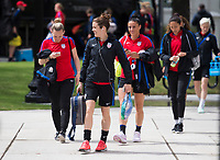 USWNT Training, April 2, 2017
