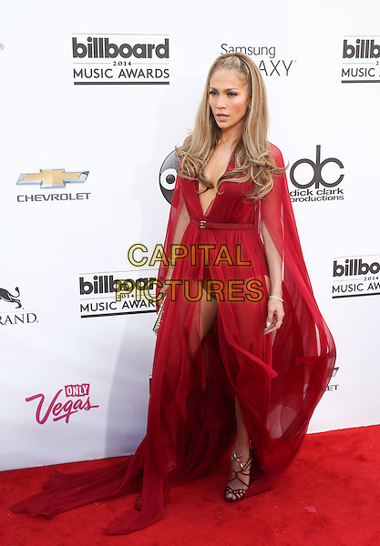 LAS VEGAS, NV - May 18 : J Lo pictured at 2014 Billboard Music Awards at MGM Grand in Las Vegas, NV on May 18, 2014. <br /> CAP/MPI/RTNKAB<br /> &copy;PGMC/MPI/Capital Pictures