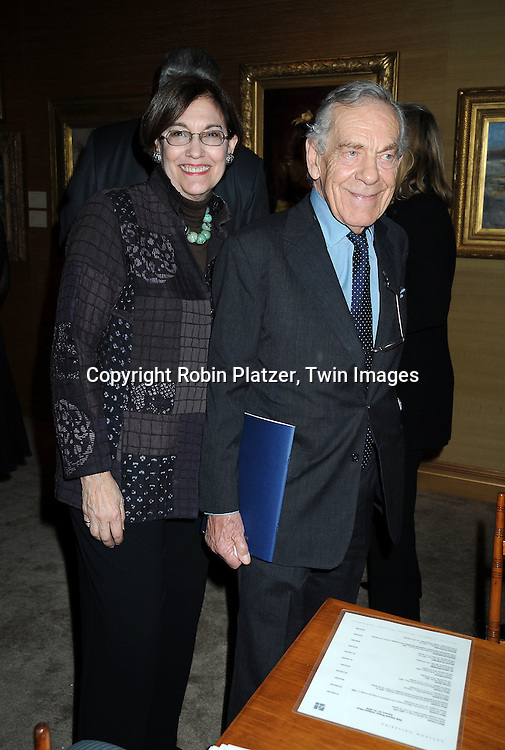 Jane and Morley Safer