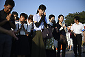 Japan marks 73rd anniversary of Hiroshima atomic bomb