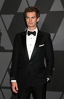 HOLLYWOOD, CA - NOVEMBER 11: Andrew Garfield at the AMPAS 9th Annual Governors Awards at the Dolby Ballroom in Hollywood, California on November 11, 2017. <br /> CAP/MPI/DE<br /> &copy;DE/MPI/Capital Pictures