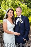 Fiona O Sullivan daughter of Marian & Morty O Sullivan, Dawros Kenmare , Kerry. Adrian Cronin son of Brendan & Noreen Crorin , Ballyhar Killarney, who were married on 26-7-2019 Dawros Church at 1 pm By Fr Martin Sheehan Best man was Kevin Cronin Colin Davidson, Alan Buckley. Bridesmaid was Sarah O Sullivan, Anne Marie Buckley, Marceila O Connor. Flowergirl Ava Buckley, The reception was held in the Kenmare Bay Hotel and the couple will reside in Ballyhar Killarney
