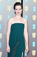 Claire Foy<br /> arriving for the BAFTA Film Awards 2019 at the Royal Albert Hall, London<br /> <br /> ©Ash Knotek  D3478  10/02/2019