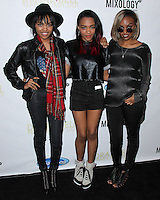 "LOS ANGELES, CA, USA - APRIL 17: China Anne McClain, Lauryn McClain, Sierra McClain at the Drake Bell ""Ready Steady Go!"" Album Release Party held at Mixology101 & Planet Dailies on April 17, 2014 in Los Angeles, California, United States. (Photo by Xavier Collin/Celebrity Monitor)"