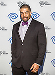 David Otunga at the Time Warner Media Cabletime Upfront media event held at the Private Social Restaurant  in Dallas, Texas.