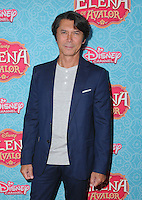 "16 July 2016 - Beverly Hills, California. Lou Diamond Phillips. Arrivals for the Los Angeles VIP screening for Disney's ""Elena of Avalor"" held at Paley Center for Media. Photo Credit: Birdie Thompson/AdMedia"