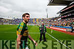 Killian Young,  Kerry players after the All Ireland Quarter Final at Croke Park on Sunday.