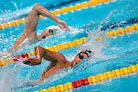 Gabriele Paltrinieri Italia, Yang Sun China Men's 800m Freestyle <br /> Swimming - Nuoto <br /> Barcellona 30/7/2013 Palau St Jordi <br /> Barcelona 2013 15 Fina World Championships Aquatics <br /> Foto Andrea Staccioli Insidefoto
