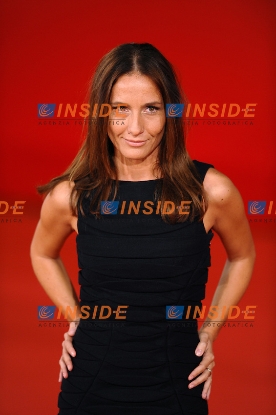 Maria Sole Tognazzi attends the red carpet for the film &quot;L'Uomo che ama&quot; at the the third edition of Festa Internazionaledel Cinema di Roma, Auditorium Parco della Musica, October 23, 2008. <br /> Photo Andrea Staccioli Insidefoto